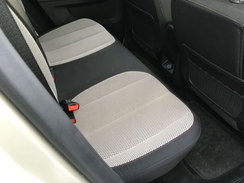 Champagne 2015 GMC Terrain Left Side Rear Seat  Photo in Kelowna BC