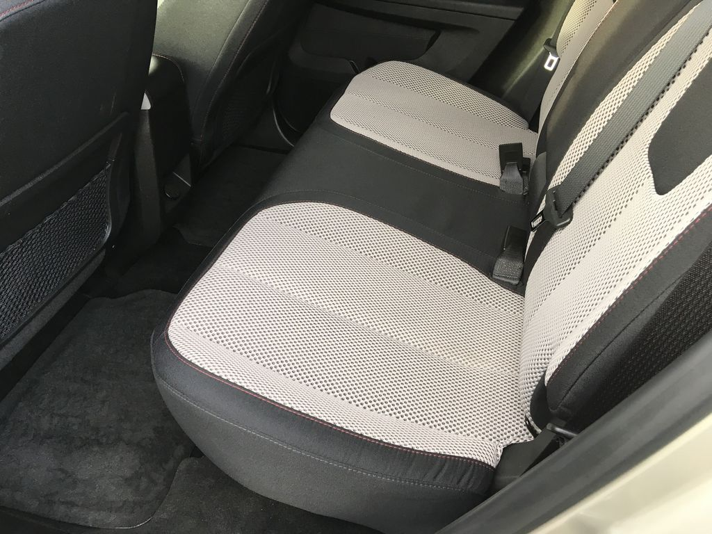 Champagne 2015 GMC Terrain Right Side Rear Seat  Photo in Kelowna BC