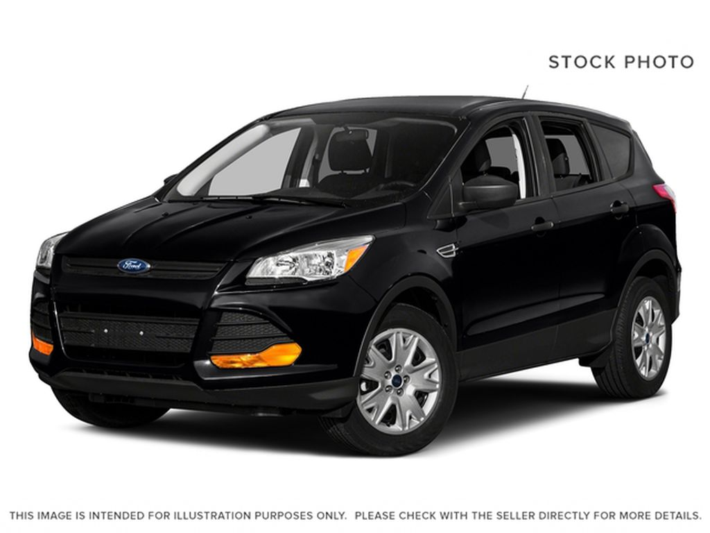 Black[Shadow Black Metallic] 2016 Ford Escape