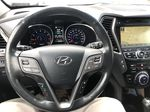 Black[Twilight Black] 2014 Hyundai Santa Fe Sport Steering Wheel and Dash Photo in Canmore AB