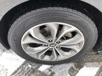 Black[Twilight Black] 2014 Hyundai Santa Fe Sport Left Front Rim and Tire Photo in Canmore AB