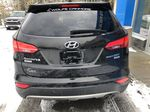 Black[Twilight Black] 2014 Hyundai Santa Fe Sport Rear of Vehicle Photo in Canmore AB