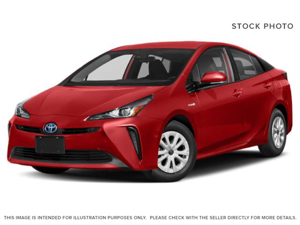Red[Supersonic Red] 2020 Toyota Prius