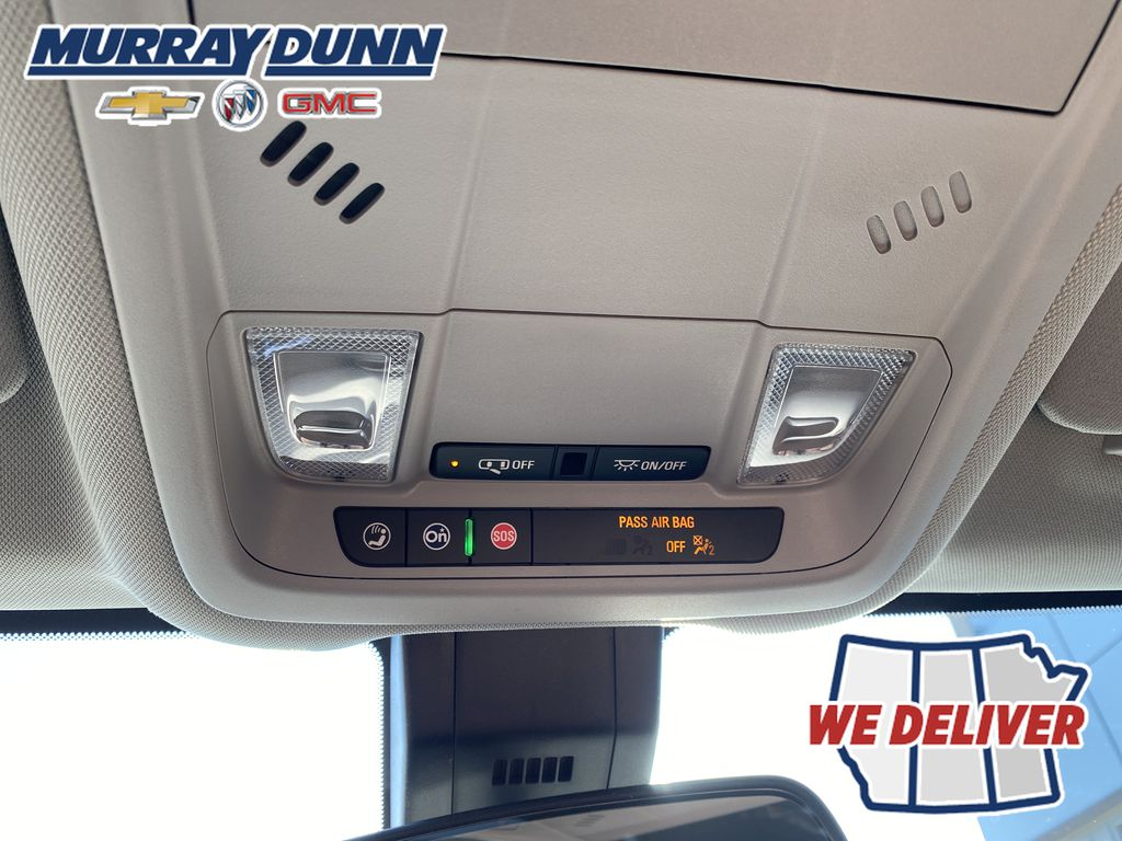 Summit Qhite 2021 Chevrolet Equinox LT Roof Mounted Controls Photo in Nipawin SK