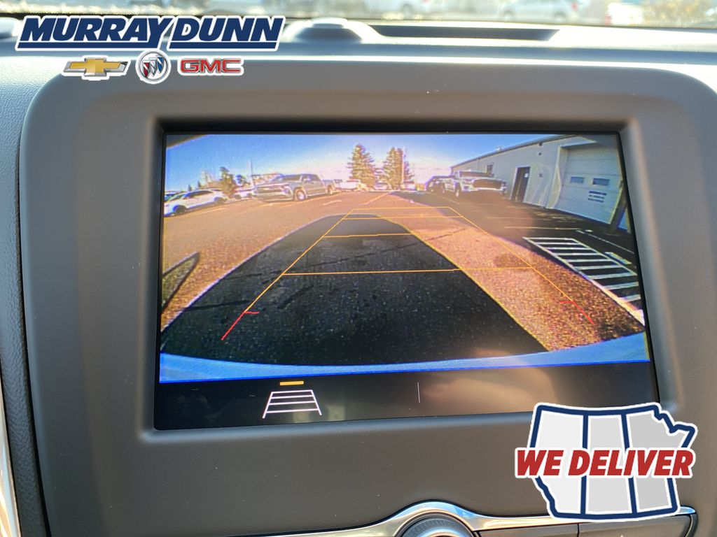 Summit Qhite 2021 Chevrolet Equinox LT Backup Camera Screen Photo in Nipawin SK