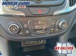 Summit Qhite 2021 Chevrolet Equinox LT Frnt Seat Climate Ctrls Photo in Nipawin SK
