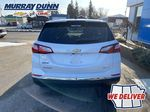 Summit Qhite 2021 Chevrolet Equinox LT Rear of Vehicle Photo in Nipawin SK