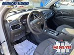 Summit Qhite 2021 Chevrolet Equinox LT Left Front Interior Photo in Nipawin SK