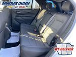 Summit Qhite 2021 Chevrolet Equinox LT Rear Seat Back Photo in Nipawin SK