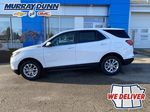 Summit Qhite 2021 Chevrolet Equinox LT Left Side Photo in Nipawin SK