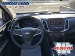 Summit Qhite 2021 Chevrolet Equinox LT Steering Wheel and Dash Photo in Nipawin SK