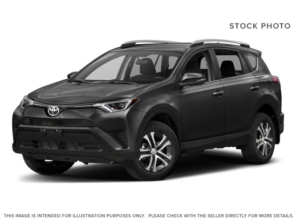 Gray[Magnetic Grey Metallic] 2018 Toyota RAV4