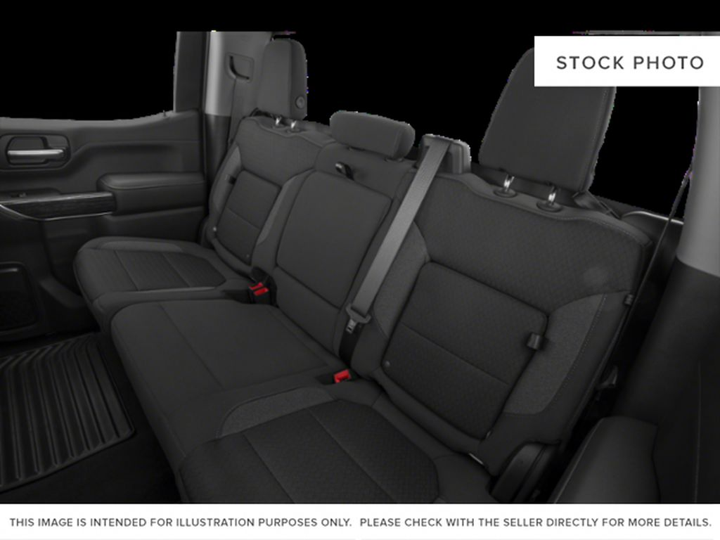 Quicksilver Metallic 2021 GMC Sierra 1500 Left Side Rear Seat  Photo in Oshawa ON