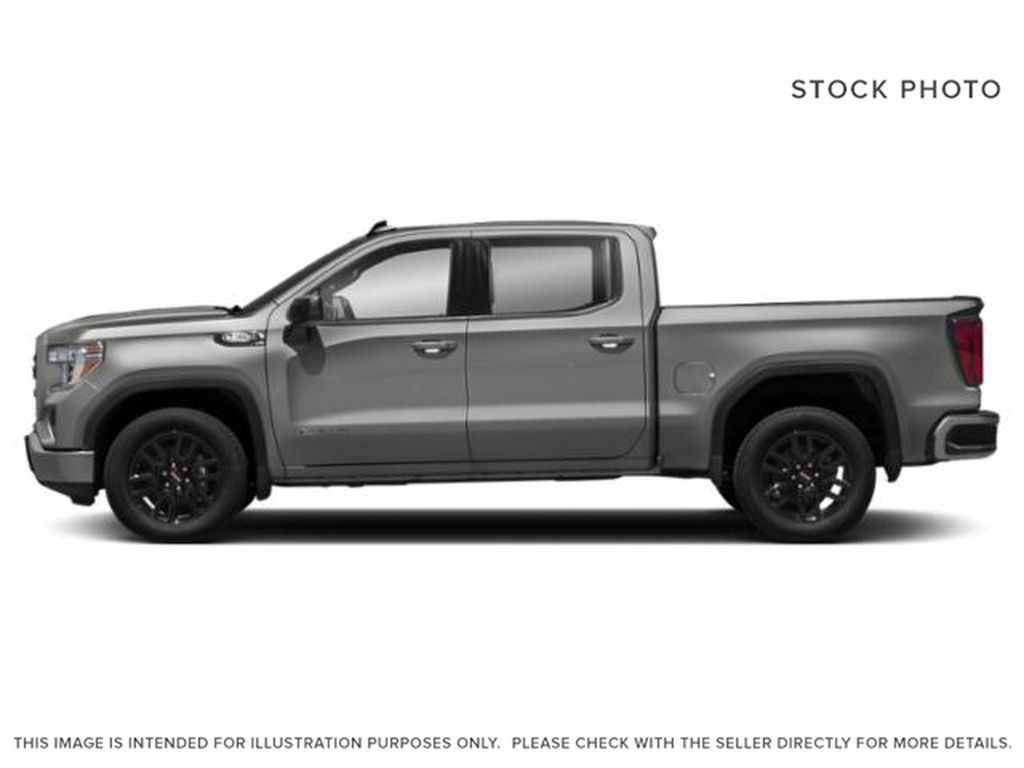 Quicksilver Metallic 2021 GMC Sierra 1500 Left Side Photo in Oshawa ON