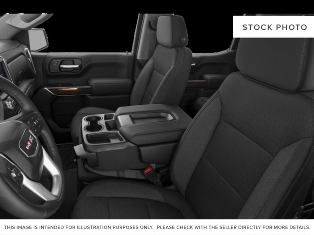 Quicksilver Metallic 2021 GMC Sierra 1500 Left Front Interior Photo in Oshawa ON