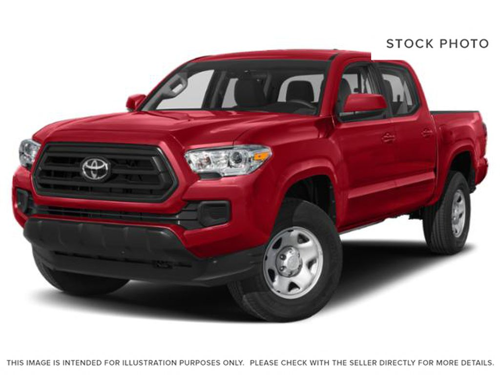 Red[Barcelona Red Metallic] 2020 Toyota Tacoma 4WD DBL AT