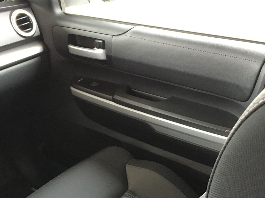 White[Super White] 2021 Toyota Tundra TRD Off Road Right Front Interior Door Panel Photo in Kelowna BC