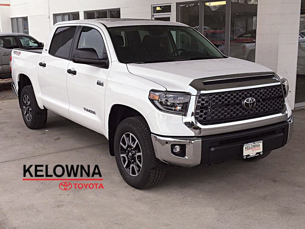 White[Super White] 2021 Toyota Tundra TRD Off Road