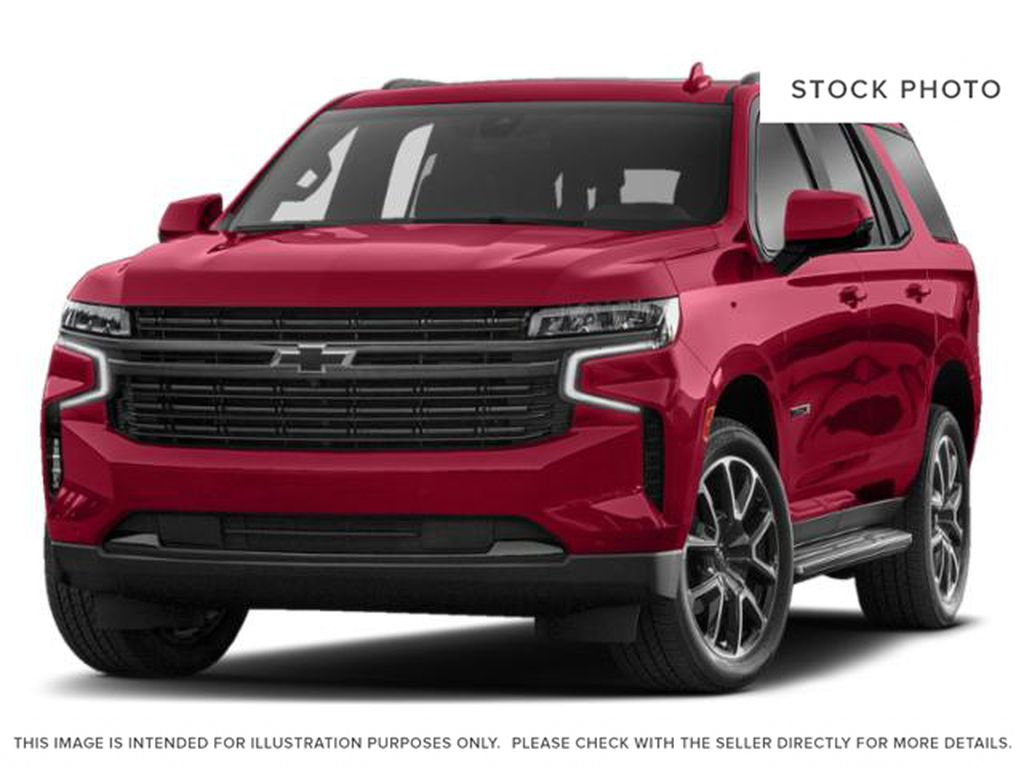 Red[Cherry Red Tintcoat] 2021 Chevrolet Tahoe RST