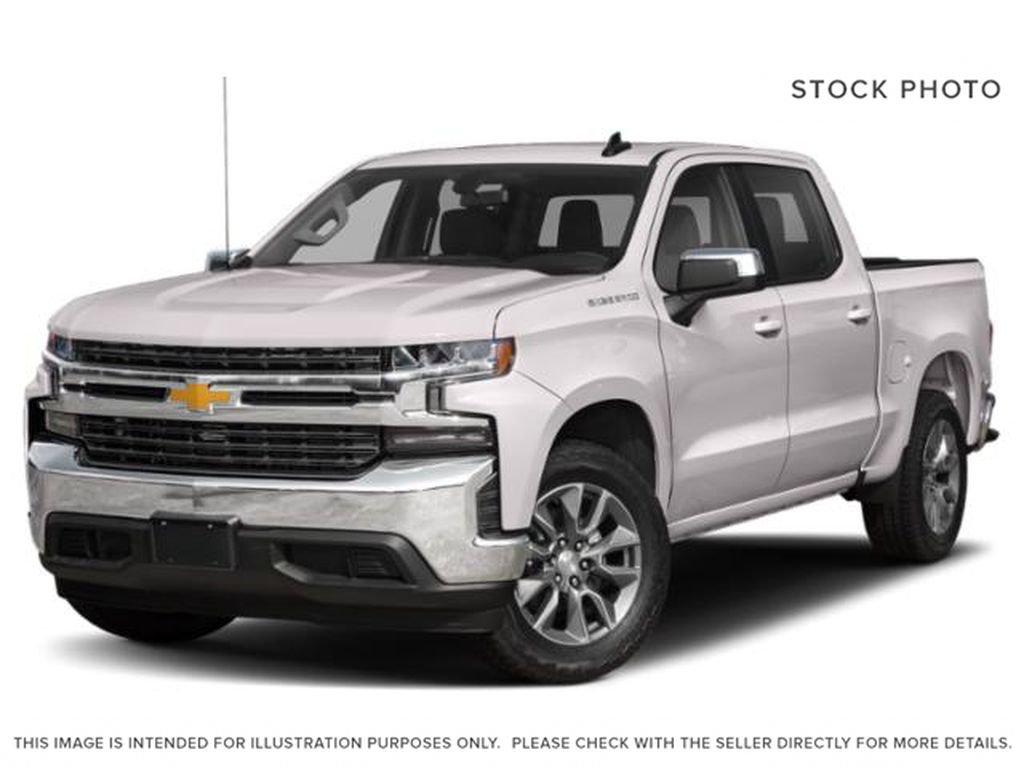 White[Summit White] 2021 Chevrolet Silverado 1500 LT