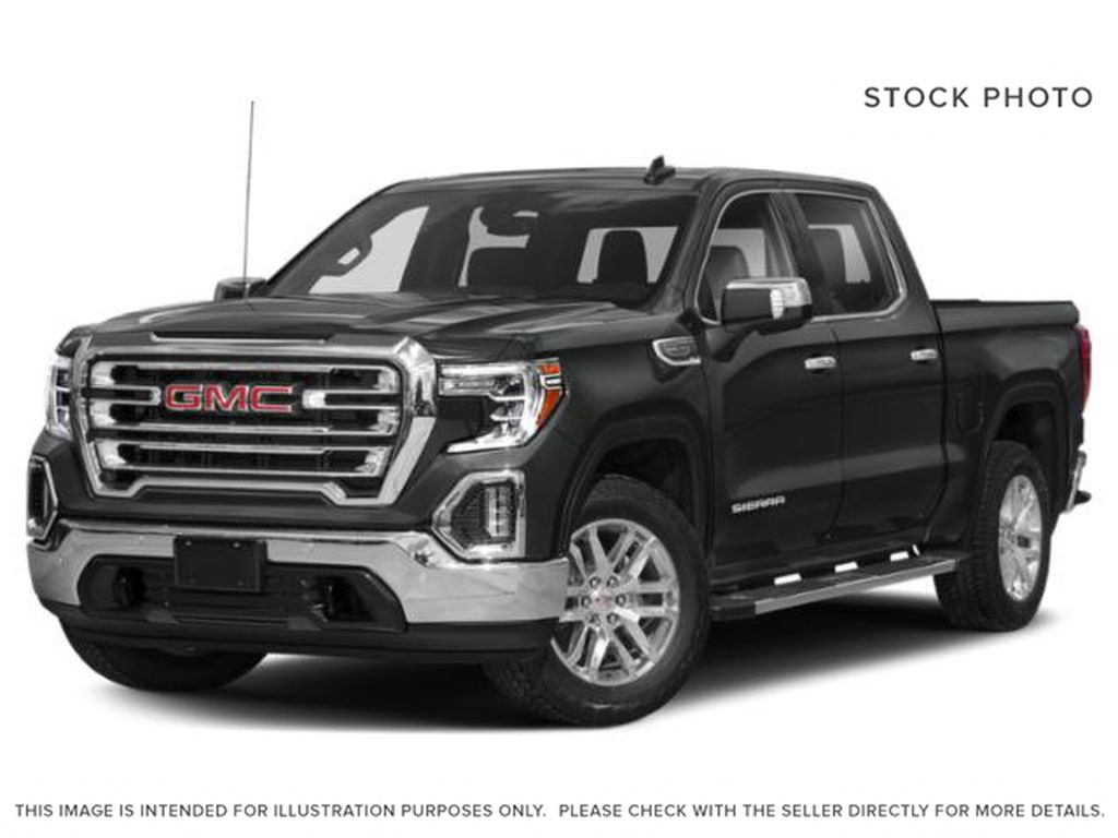 Gray[Dark Sky Metallic] 2021 GMC Sierra 1500 AT4