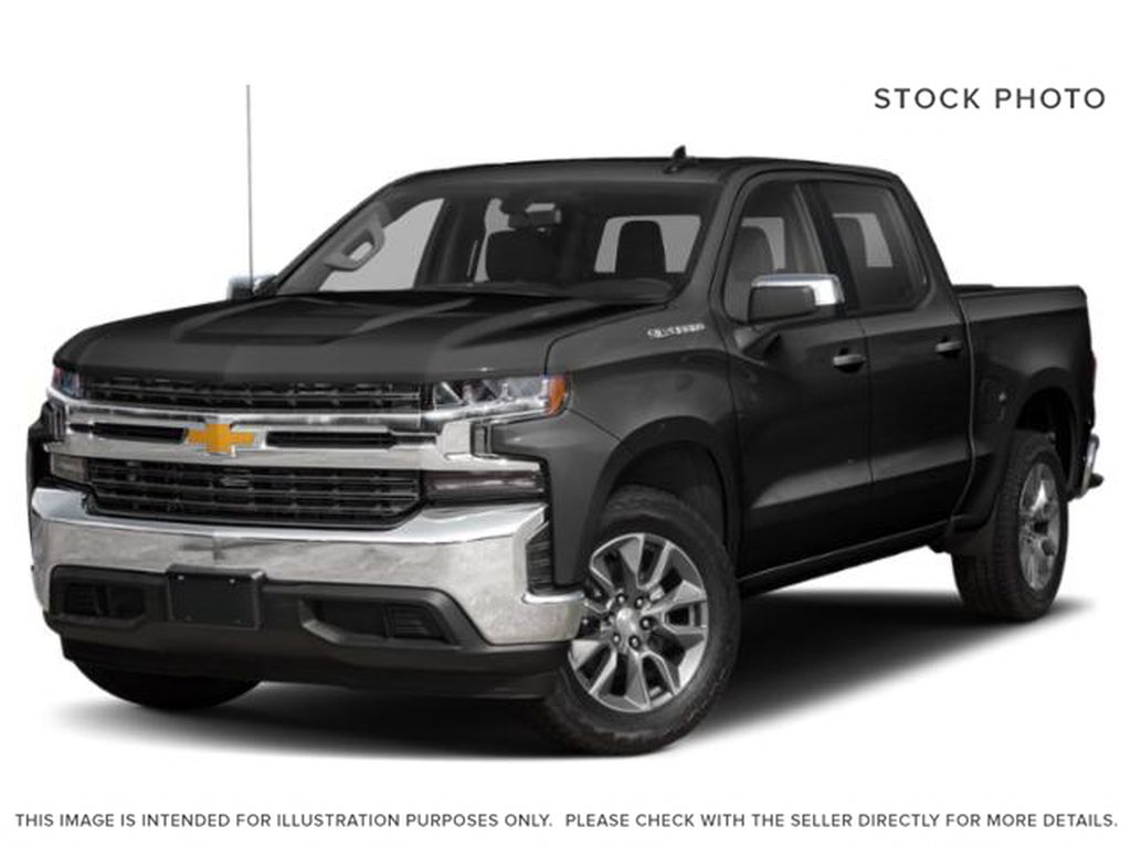 Black[Black] 2021 Chevrolet Silverado 1500 High Country