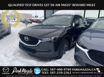JET BLACK MICA(41W) 2021 Mazda CX-5 GX AWD Primary Listing Photo in Edmonton AB