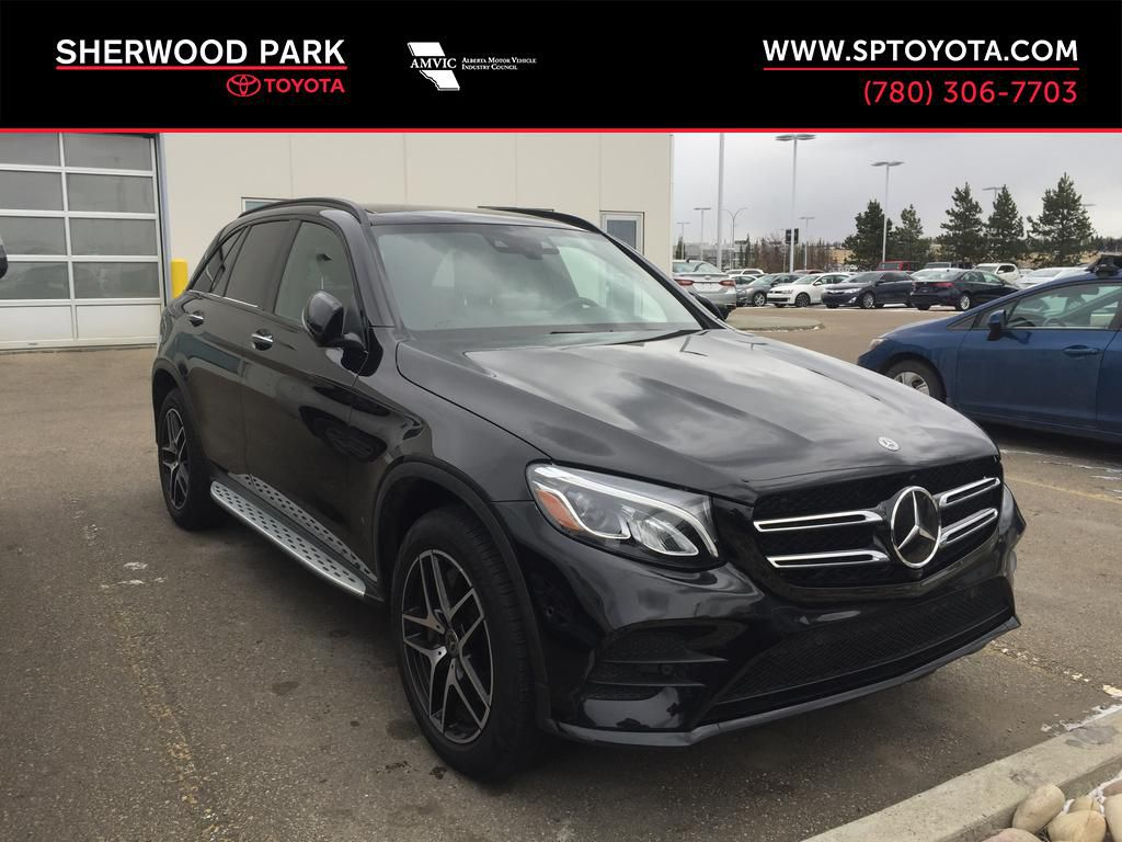 Black[Black] 2018 Mercedes-Benz GLC