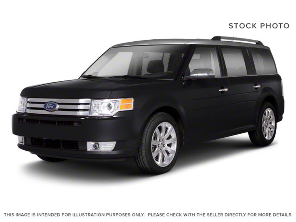 Black[Tuxedo Black Metallic] 2010 Ford Flex