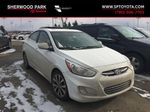 White[Century White] 2017 Hyundai Accent SE Primary Listing Photo in Sherwood Park AB
