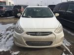 White[Century White] 2017 Hyundai Accent SE Left Side Photo in Sherwood Park AB