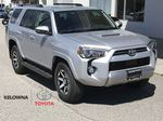 Silver[Classic Silver Metallic] 2021 Toyota 4Runner TRD Off Road Primary Listing Photo in Kelowna BC