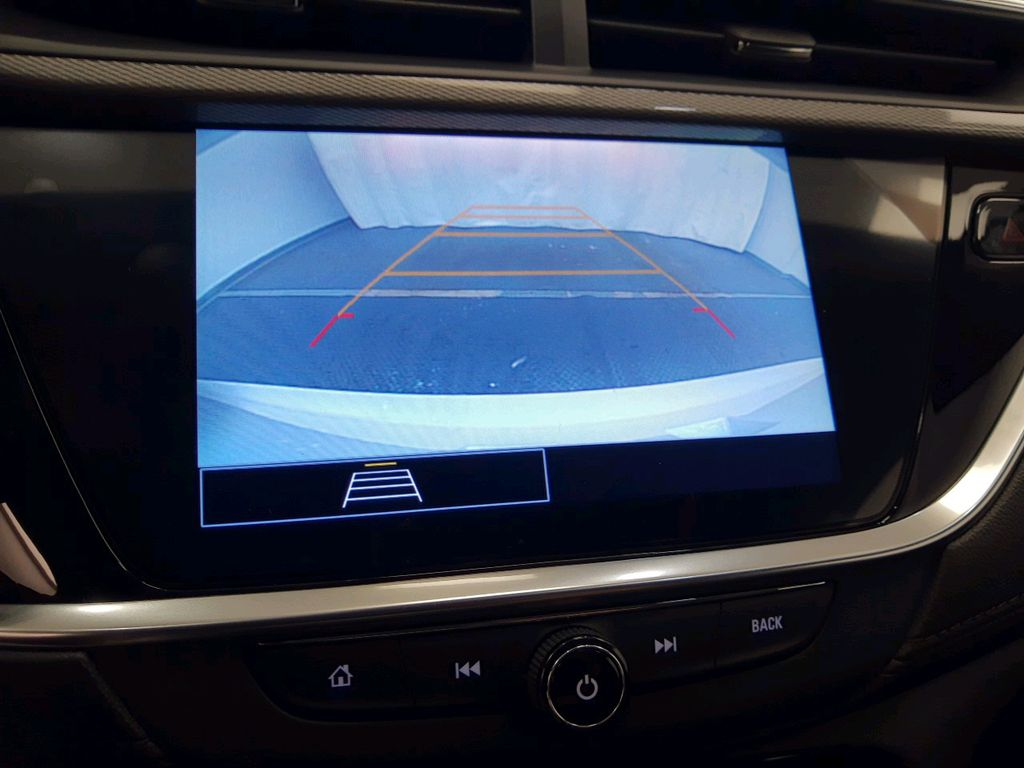 White 2021 Buick Encore GX Center Console Photo in Lethbridge AB