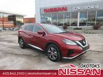 Red[Cayenne Red Metallic] 2020 Nissan Murano Primary Listing Photo in Okotoks AB