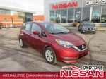 Red[Cayenne Red Metallic] 2019 Nissan Versa Note Primary Listing Photo in Okotoks AB