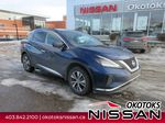 Blue[Deep Blue Pearl Metallic] 2020 Nissan Murano Primary Listing Photo in Okotoks AB