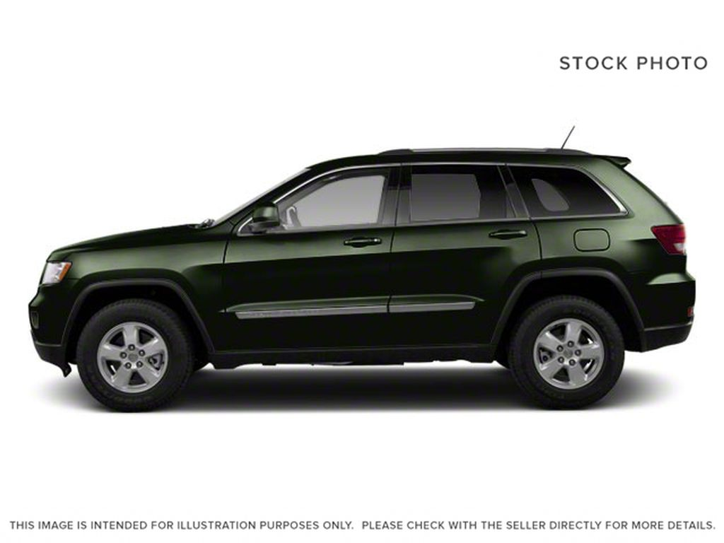2013 Jeep Grand Cherokee Left Side Photo in Fort Macleod AB