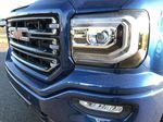 Blue[Stone Blue Metallic] 2017 GMC Sierra 1500 Left Front Head Light / Bumper and Grill in Edmonton AB