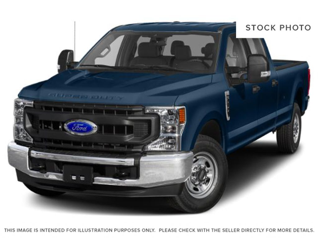 Blue[Blue Jeans Metallic] 2020 Ford Super Duty F-250 SRW