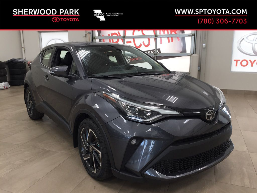 Gray[Magnetic Grey Metallic] 2021 Toyota C-HR Limited