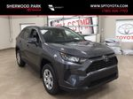 Gray[Magnetic Grey Metallic] 2021 Toyota RAV4 LE FWD Primary Listing Photo in Sherwood Park AB