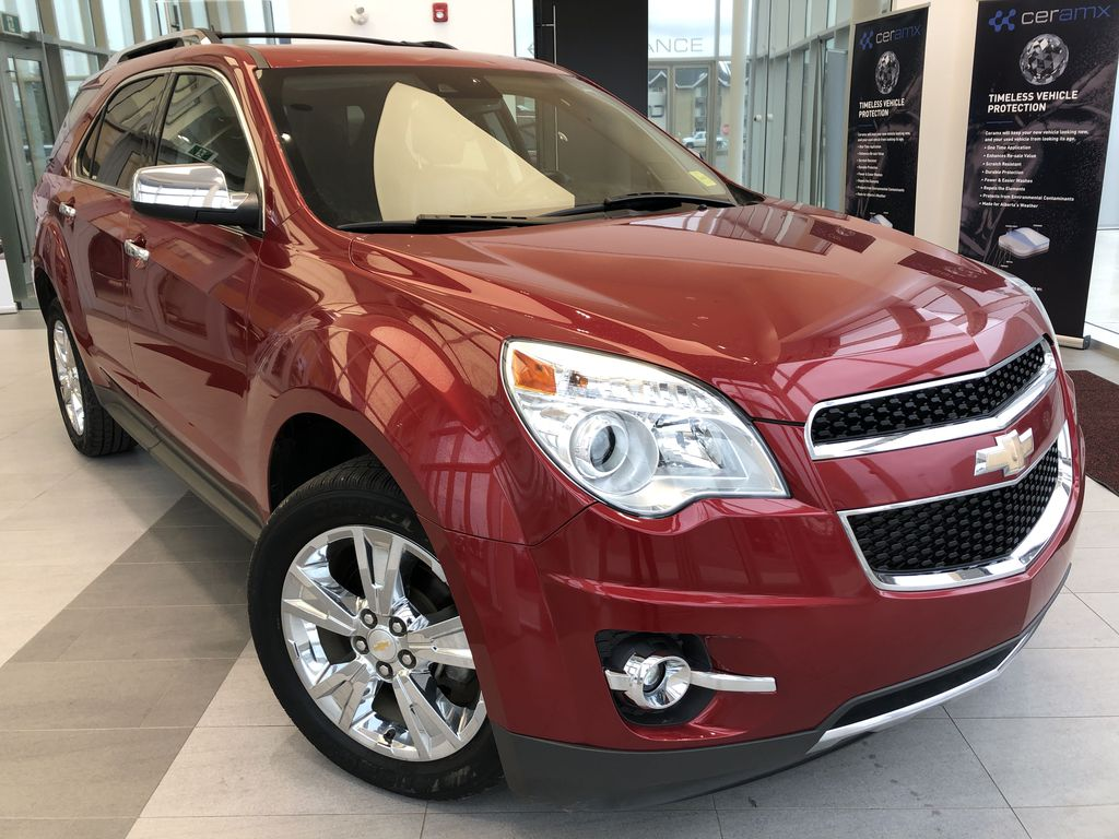 Red[Crystal Red Tintcoat] 2014 Chevrolet Equinox