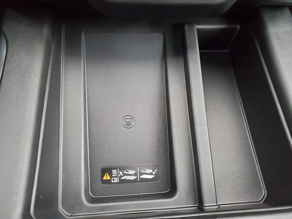 Black 2021 GMC Sierra 1500 Center Console Photo in Airdrie AB