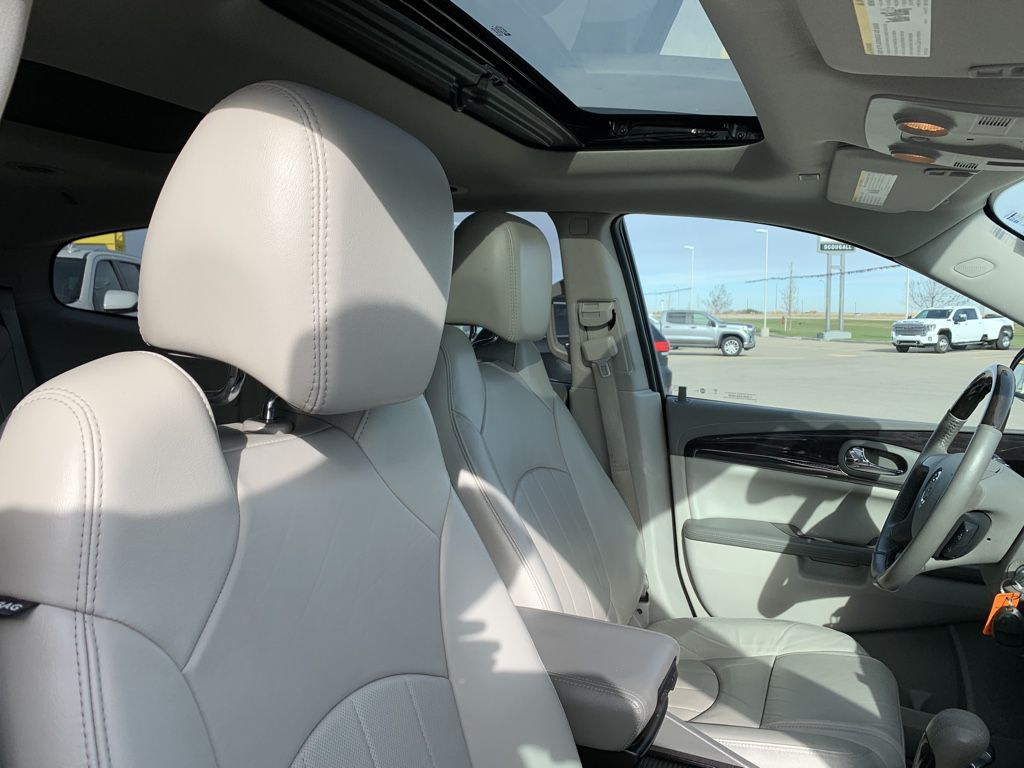 Iridium 2017 Buick Enclave Driver's Side Door Controls Photo in Fort Macleod AB