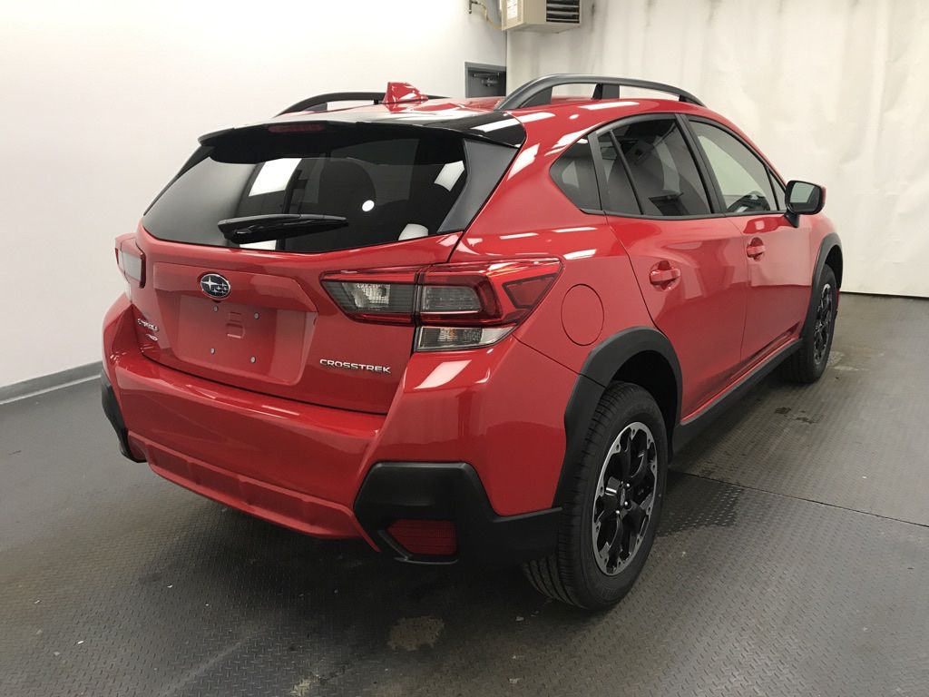 Red 2021 Subaru Crosstrek Driver's Side Door Controls Photo in Lethbridge AB
