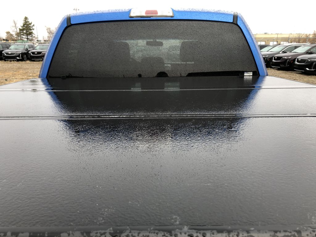 Blue[Blue Flame] 2014 Ford F-150 Trunk / Cargo Area Photo in Edmonton AB