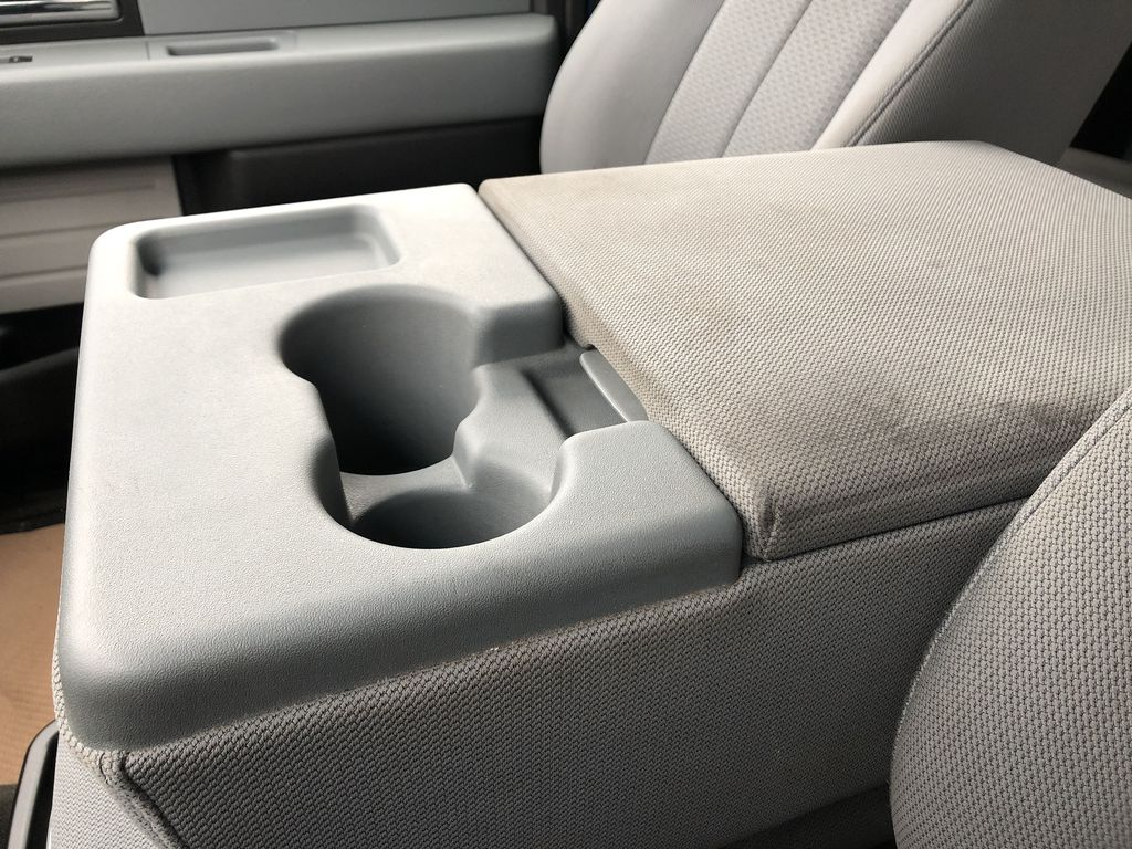 Blue[Blue Flame] 2014 Ford F-150 Center Console Photo in Edmonton AB