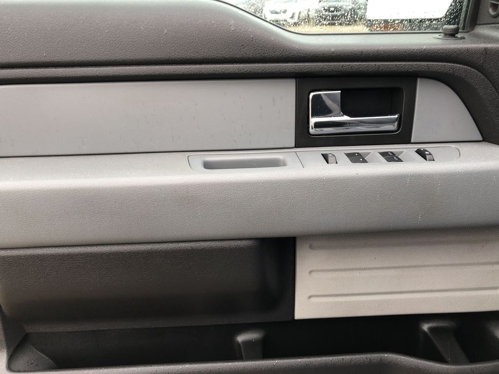 Blue[Blue Flame] 2014 Ford F-150 Left Front Interior Door Panel Photo in Edmonton AB