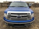 Blue[Blue Flame] 2014 Ford F-150 Front Vehicle Photo in Edmonton AB