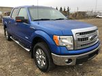 Blue[Blue Flame] 2014 Ford F-150 Right Front Corner Photo in Edmonton AB